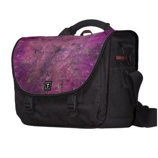 Bolso rosado del ordenador portátil bolsas para ordenador