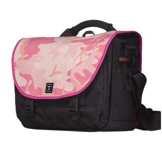 Bolso rosado femenino del ordenador portátil de Ca Bolsas De Portátil