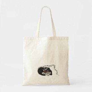 """Bolso simple del """"eeeeeeeeee"""" del perro bolsa tela barata"""