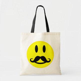 Bolso sonriente del bigote - elija el estilo y el  bolsa
