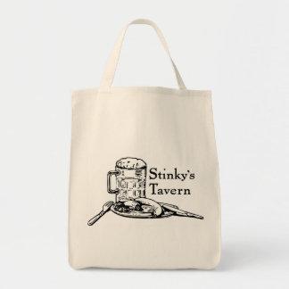 Bolso Stinky de la taberna Bolsa Tela Para La Compra
