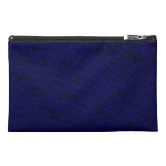 Bolso texturizado azules marinos del accesorio del