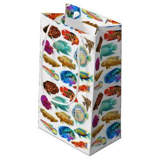 Bolso tropical de agua dulce del regalo de los bolsa de regalo pequeña