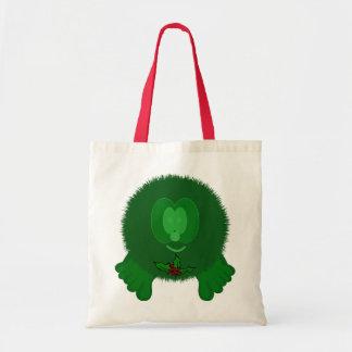 Bolso verde de Pom Pom PAL del lazo del acebo