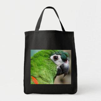 Bolso verde del loro bolsa