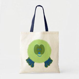Bolso verde y azul de Pom Pom PAL