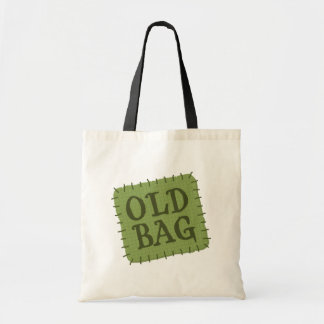 Bolso viejo verde bolsa tela barata
