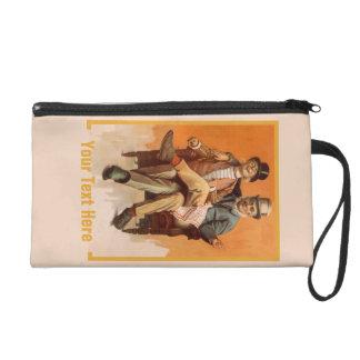 Bolsos accesorios de encargo de la ALEGRÍA