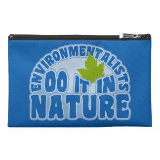 Bolsos accesorios de encargo de los ecologistas