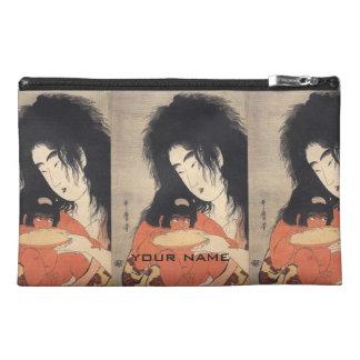 Bolsos accesorios de encargo del arte japonés de