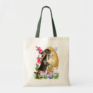 Bolsos buenos tres de una Pascua del conejito Bolsa