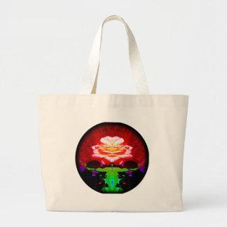 Bolsos color de rosa del rezo bolsa
