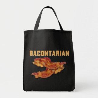Bolsos de Bacontarian Bolsa Lienzo
