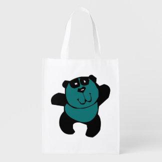 bolsos de compras del oso del desgaste del wallie  bolsa para la compra