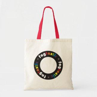 Bolsos de Fagtastic (círculo) Bolsa De Mano