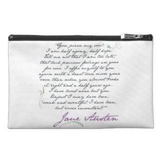 Bolsos de la cita #1 de la persuasión de Jane Aust