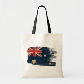 Bolsos de la lona de la bandera de Australia Bolsa Tela Barata