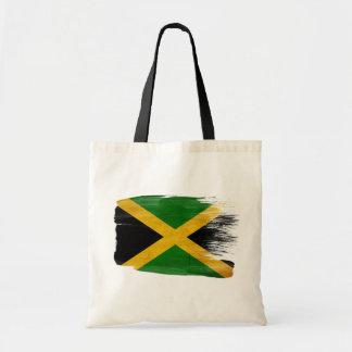 Bolsos de la lona de la bandera de Jamaica Bolsas De Mano