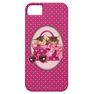 Bolsos de lindo iPhone 5 funda