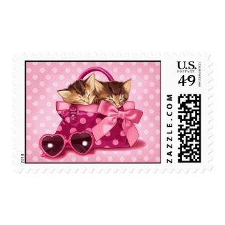 Bolsos de lindo sellos