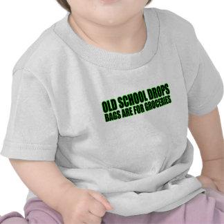 Bolsos de ultramarinos camiseta