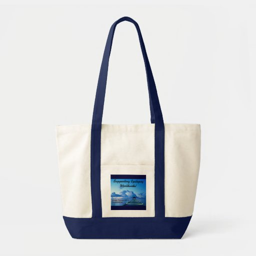 Bolsos de uso múltiple reutilizables de la concien bolsas de mano