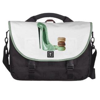 Bolsos del carrito de la colección de arte del zap bolsas de portatil