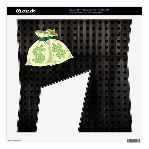 Bolsos del dinero; Rugoso Xbox 360 S Skins