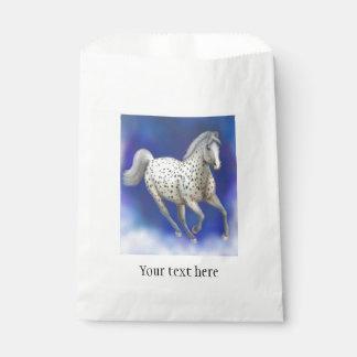 Bolsos divinos del favor del caballo del Appaloosa