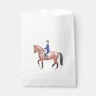 Bolsos ecuestres del favor del caballo del