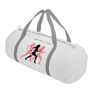 Bolsos elegantes del gimnasio de la aptitud de las bolsa de deporte