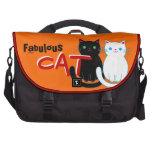 Bolsos - gato fabuloso bolsas de ordenador