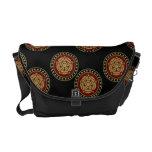 Bolsos medievales del ornamento y bolsos accesorio bolsas de mensajeria