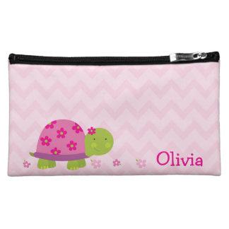 Bolsos personalizados rosa lindo de Baggete de la