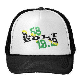 Bolt Berlin 2 WR Jamaican Flag Hats