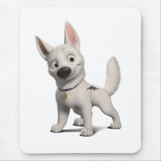Bolt Bolt standing Disney Mouse Pads