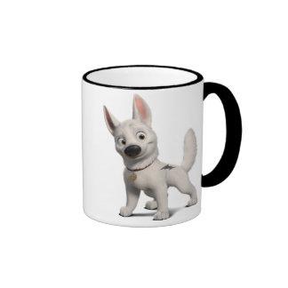 Bolt Bolt standing Disney Coffee Mugs