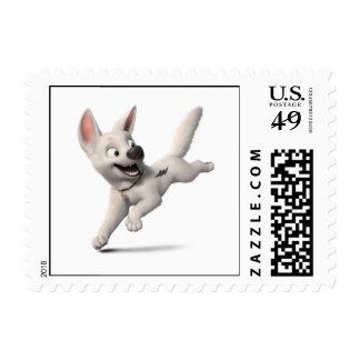 Bolt Disney Postage Stamp