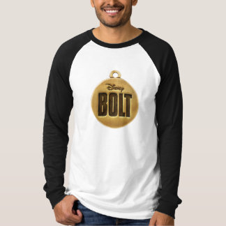 Bolt dog tag Disney T-Shirt