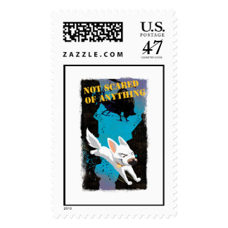 Bolt Fearless Disney Postage
