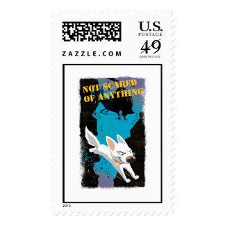 Bolt Fearless Disney Stamp