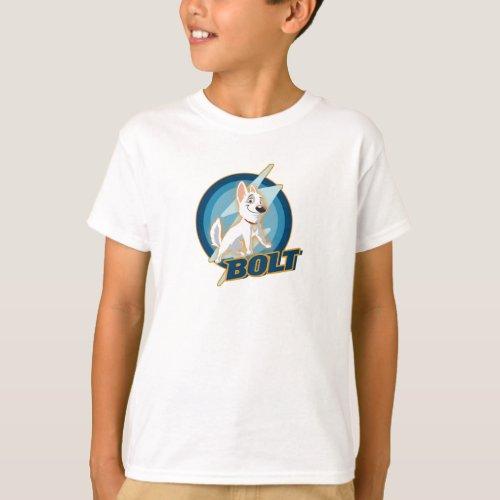 Bolt Logo Disney T_Shirt