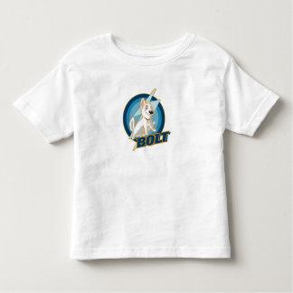 Bolt Logo Disney Toddler T-shirt