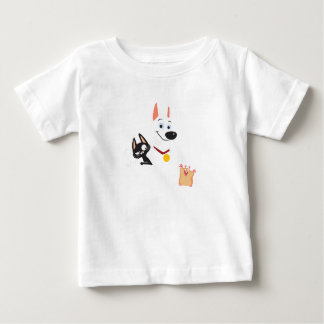 Bolt, Mittens and Rhino Disney Baby T-Shirt