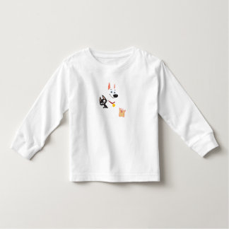 Bolt, Mittens and Rhino Disney Toddler T-shirt