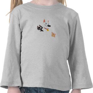 Bolt, Mittens and Rhino Disney Shirts