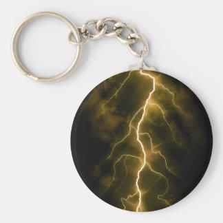 Bolt of Lightening Keychain