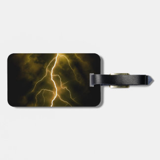 Bolt of Lightening Luggage Tag