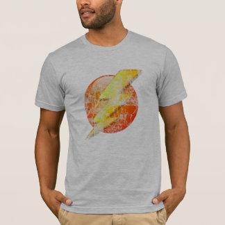 Bolt of lightening t-shirt design
