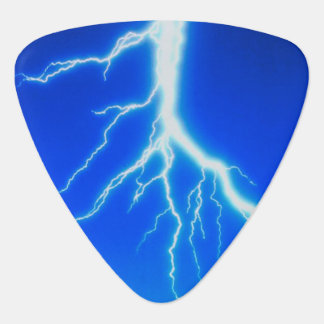 Bolt of Lightning - Guitar Pick